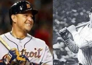 Miguel Cabrera igualó y superó a Babe Ruth en hits en las mayores
