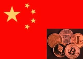 Arremetida del régimen chino hacia las criptomoinedas prosigue
