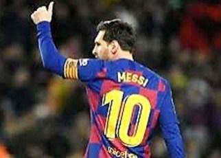 Messi ya no seguirá con el FC Barcelona