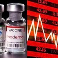Tercera dosis no sería necesaria todavía y caen acciones de Pfizer, BioNTech y Moderna