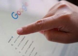 La palabra más buscada en Bing es Google