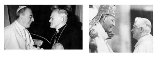 Juan Pablo I y sus sucesores