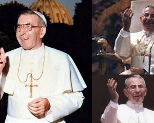 Juan Pablo I el papa de la sonrisa será beatificado