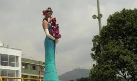 Monumento a Jovita Feijoo de Cali, Colombia