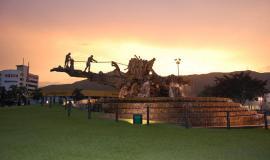 Monumento a la Solidaridad de Cali, Colombia