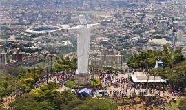 Monumento a Cristo Rey de Cali, Colombia