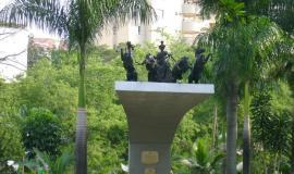Monumento al Obelisco de Cali, Colombia