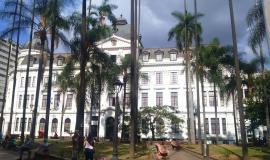 Palacio Nacional de Cali, Colombia