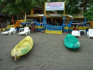 Hotel Maraiti - Pianguita