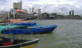 Muelle Turístico Flotante de Buenaventura