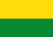 Bandera de Calima Darién - Valle del Cauca