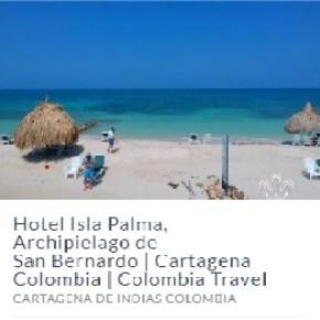 Hotel Isla Palma - Cartagena de Indias