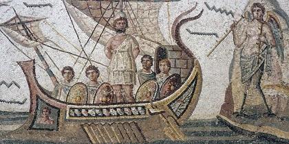 Mosaïque du IIIème siècle