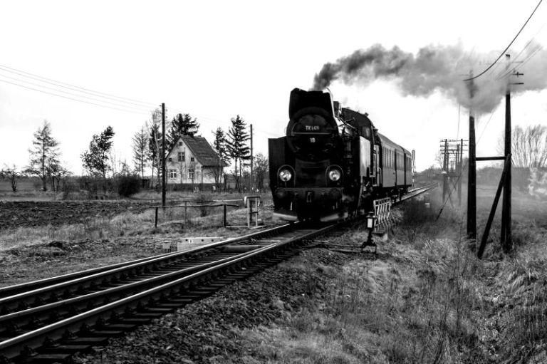 Muzealny Pociąg Specjalny CUPRUM na trasie Lubin Górniczy – Legnica – Lubin Górniczy