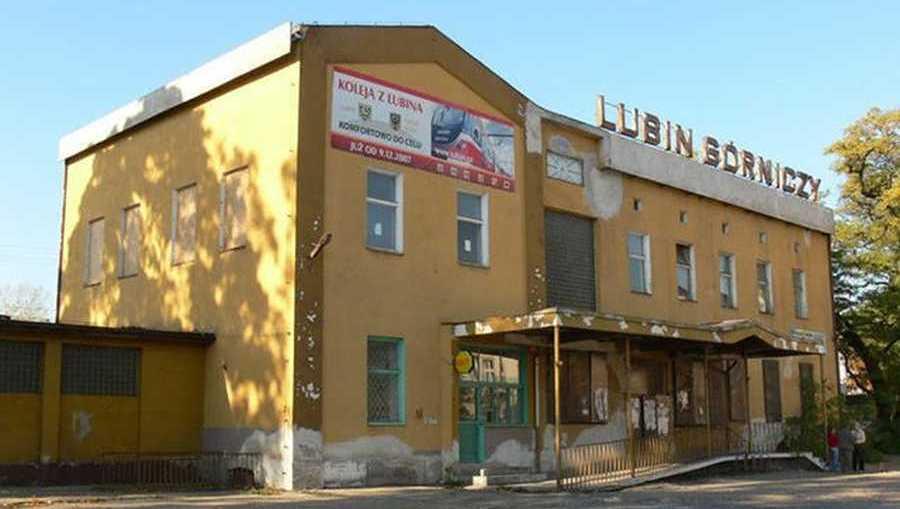 Lubin ma wrócić na kolejową mapę Polski. Znamy harmonogram prac torowych