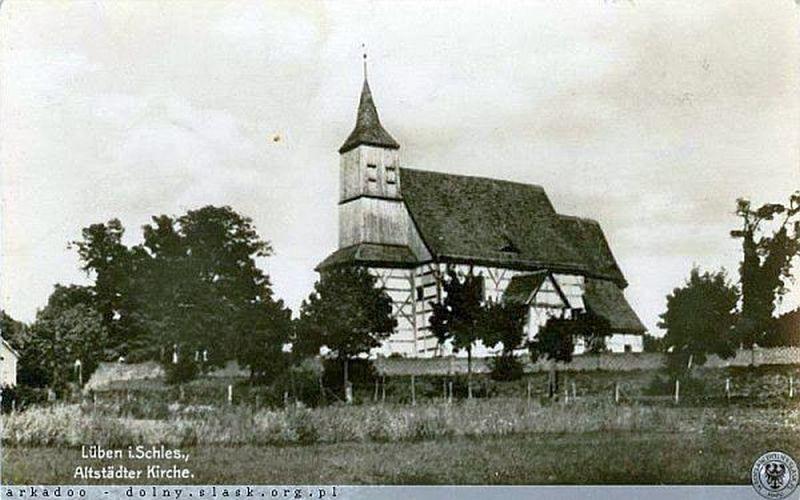 """Kościół """"Na Starym Lubinie"""""""