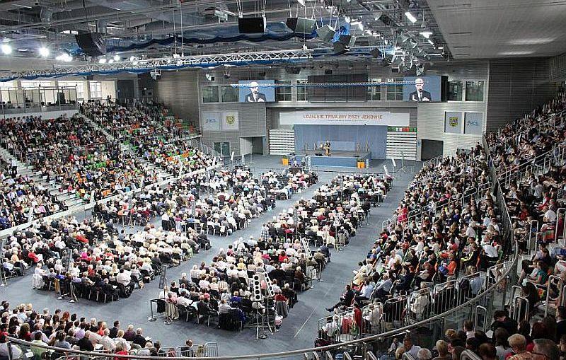 Kongres Świadków Jehowy odbędzie się w Lubinie