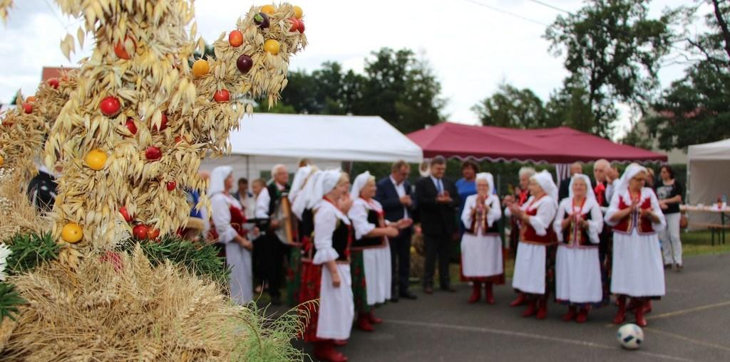 Rozpoczęły się dożynki w gminie Lubin