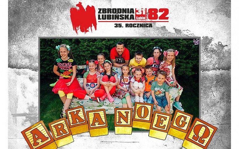 Festyn Rodzinny z okazji obchodów 35 rocznicy Zbrodni Lubińskiej