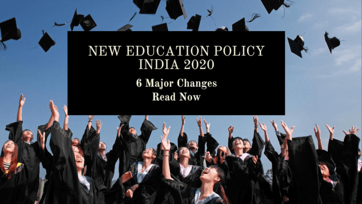 New Education Policy India 2020