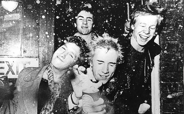 sex pistols the filth and the fury