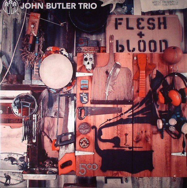 John Butler Trio – Flesh & Blood
