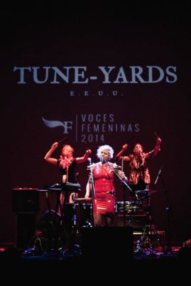Ólöf Arnalds y tUnE-yArDs, protagonistas del Voces Femeninas