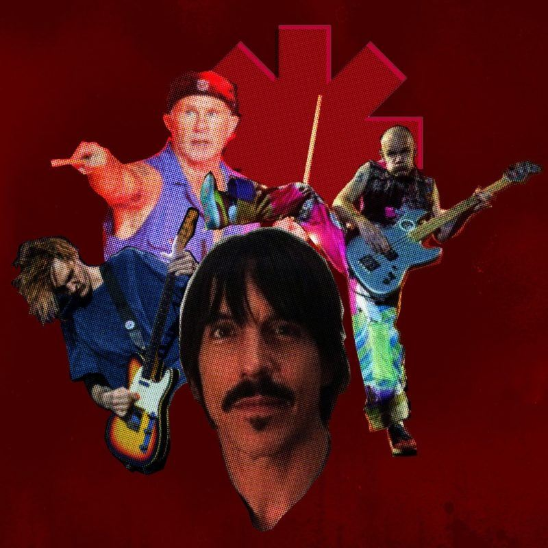 Red Hot Chili Peppers toma Madrid
