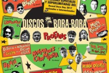 Record Store Day 2017 Bora Bora