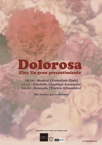 """Dolorosa estrena el videoclip de """"Pasar la Tarde"""""""