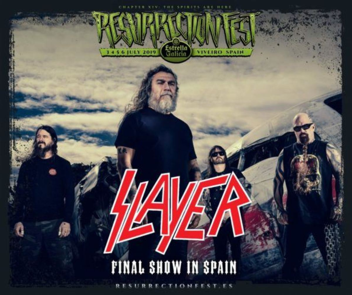 Últimas confirmaciones del Resurrection Fest 2019 1