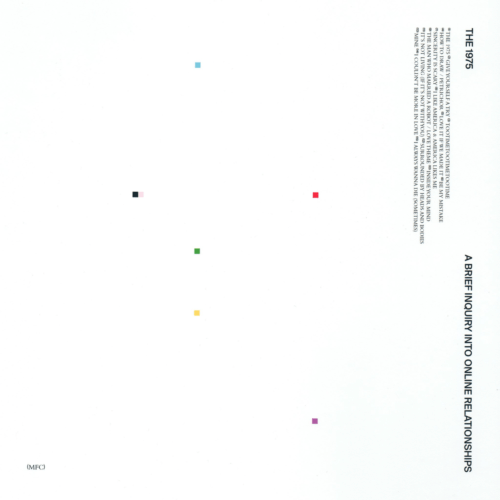 A Brief Inquiry Into Online Relationships The 1975