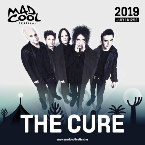 The Cure Mad Cool Festival 3