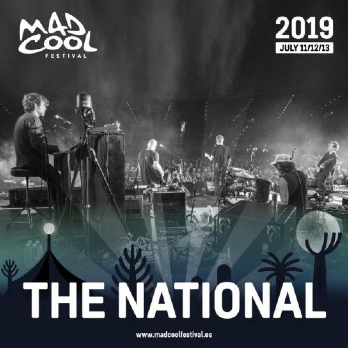 The National Mad Cool Festival 2019