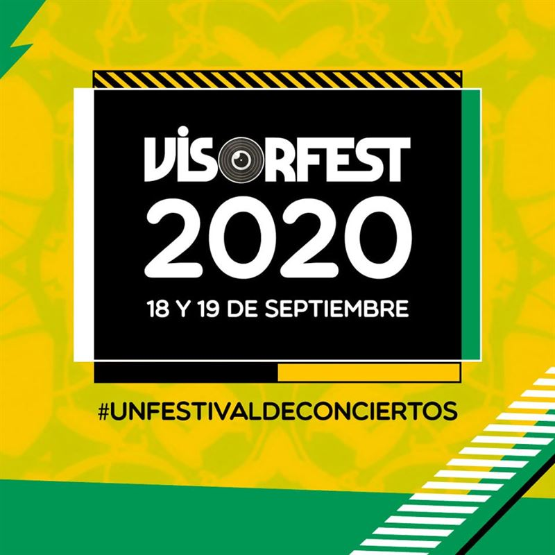 Visor Fest 2020 | Cartel / Entradas / Horarios