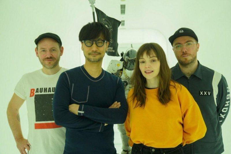 chvrches death stranding