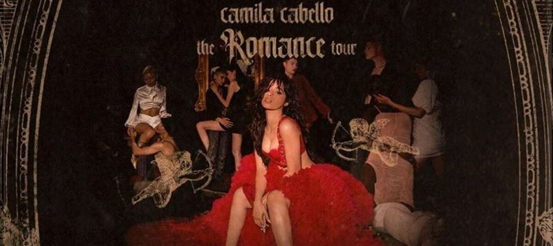 camila cabello the romance tour