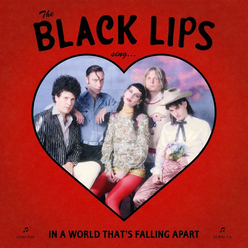 The Black Lips regresarán con Sing in a World That's Falling Apart