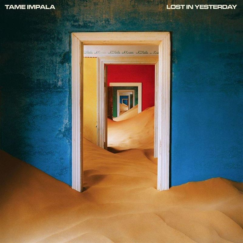 tame impala the slow rush lost in yesterday