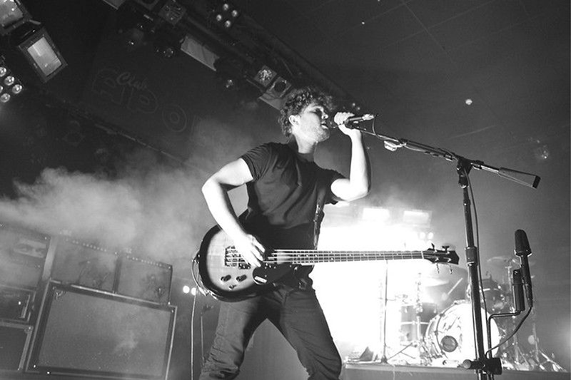royal blood mad cool festival 2020