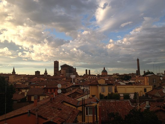 Terrazza Mattuiani Bologna