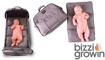 bolso cambiador bebe
