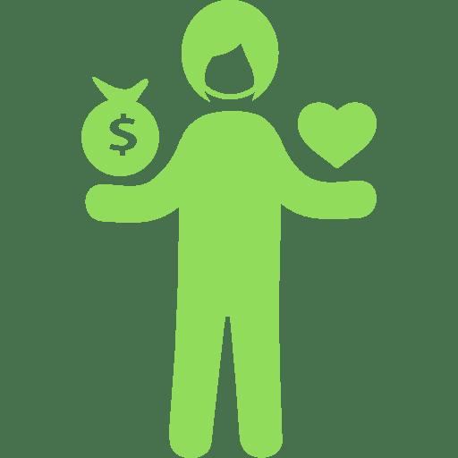 Kas raha on eesmärk või vahend?