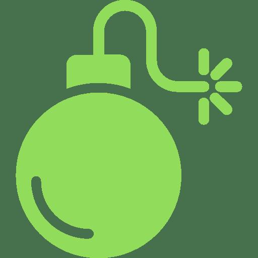 Suvine POMMuudis ja väikesed rohelised ringid, ilus mummuke sees