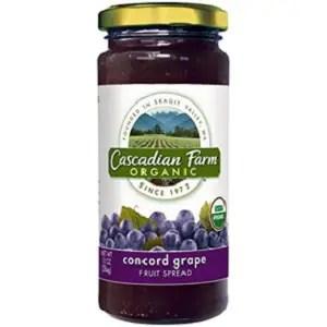 Concord Grape Spread from Cascadian Farm