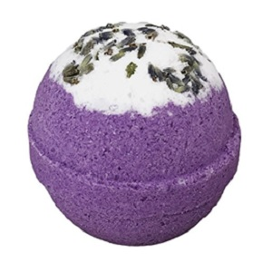 Lavender Bubble Bath Bomb from Two Sisters Spa