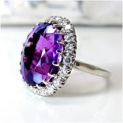 Amethyst Gem • The Speaker's Stone • Amethyst Meaning and Uses