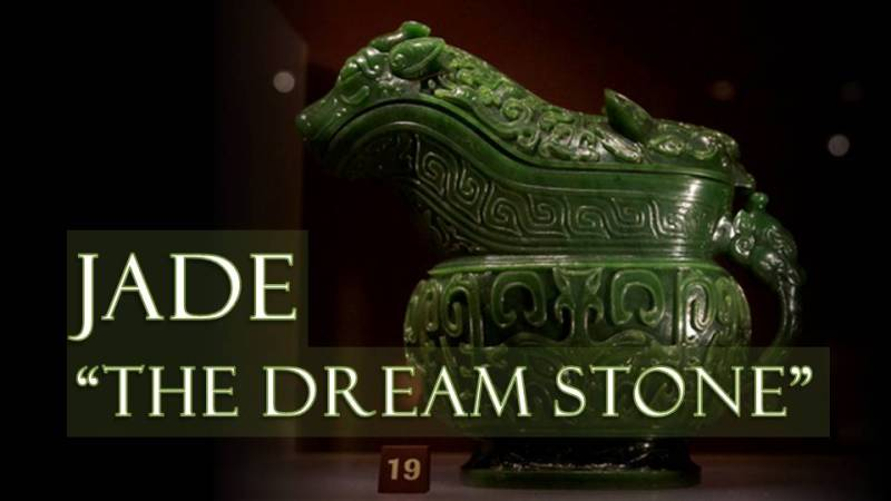 Jade Meaning and Uses - The Dream Stone - Elune Blue