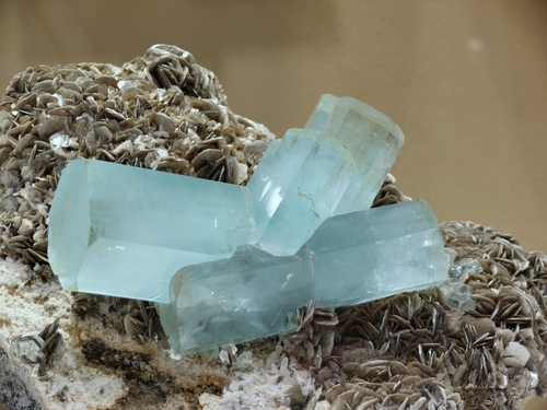 Aquamarine Facts - Sailors used to wear Aquamarine as a protection talisman and to help stave off sea-sickness while they were at sea, and some believed it to be the treasure of the mermaids themselves.