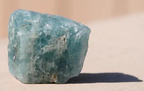 The Sea Stone Aquamarine Stone Meaning And Uses